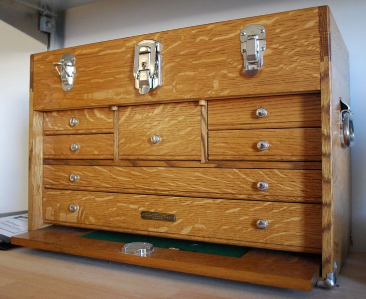 Best 25+ Wooden Tool Boxes Ideas On Pinterest