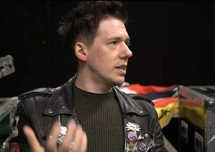 Tobias Forge