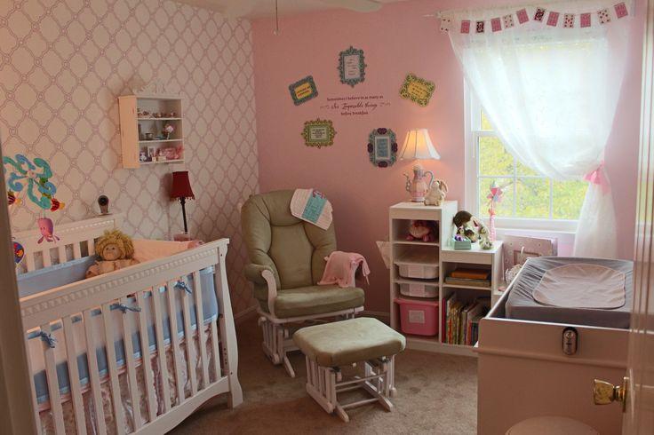Alice In Wonderland Nursery C H I L D S R O O M