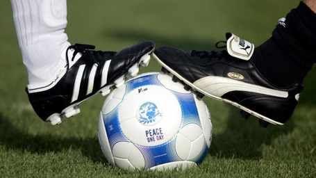 Rivalen: Adidas und Puma (2014)