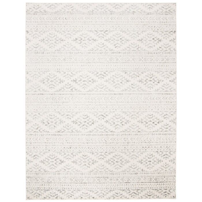 Remer Ivory Gray Area Rug Union Rustic Remer Ivory Gray Area Rug Reviews Wayfair Area Ivorygray Remer Rug