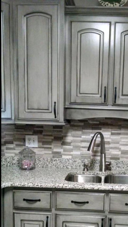 grey cabinets 2342