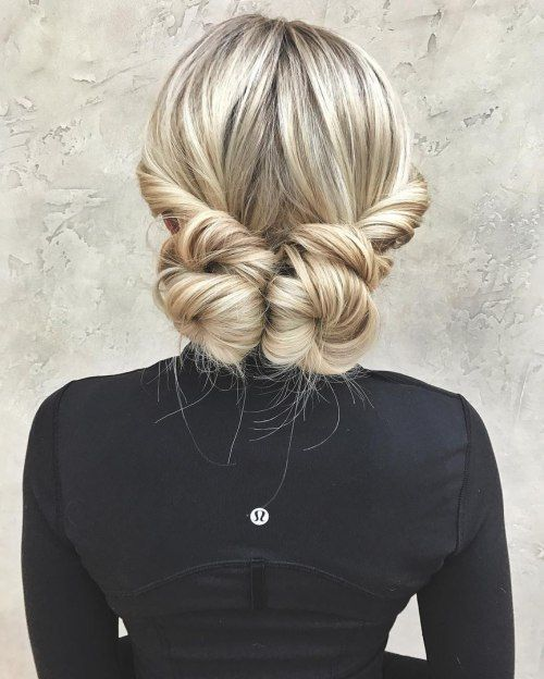 These hairstyles are so perfect for the gym! 13 ponytails, braids and buns to lo…