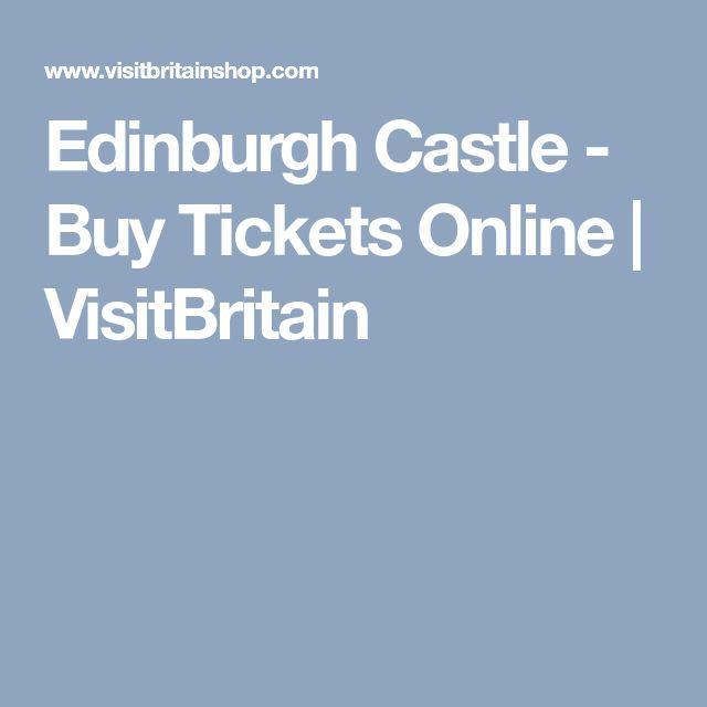 Edinburgh Castle - Buy Tickets Online | VisitBritain