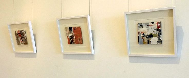 Lorna Crane - Works - 2014, Strathnairn by the Lake exhibition, Belconnen Arts Centre, August-Sept 2014