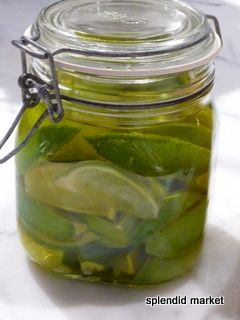 Preserved Limes