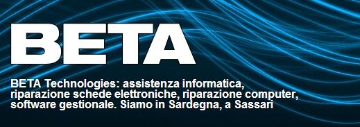 http://www.betatechnologies.it riparazione notebook