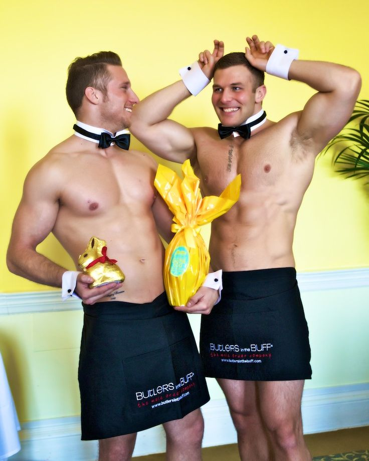 Easter egg hunt for adults!! www.butlersinthebuff.com