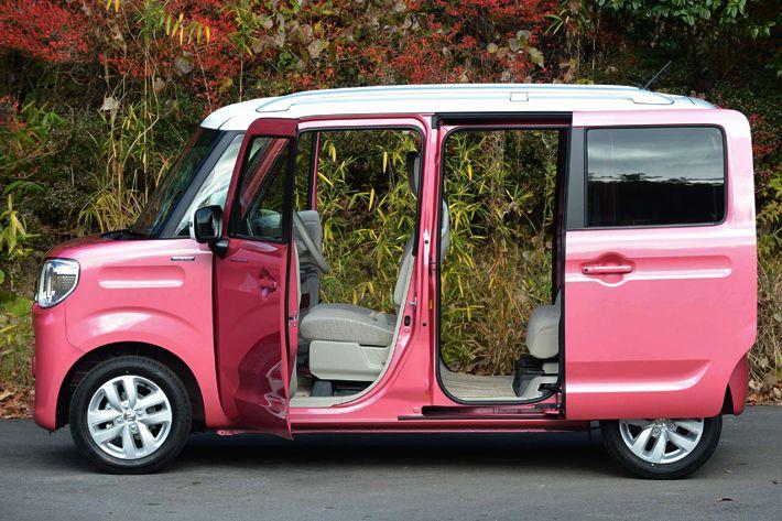 2021年最新版 かわいい車のおすすめランキングtop10 目的 予算別にピッタリな車を紹介します 画像ギャラリー No 21 初心者必見 編集部が語る自動車購入ノウハウ Mota かわいい車 ピンクの車 車
