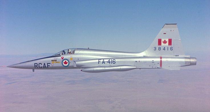 RCAF F-5 Tigershark