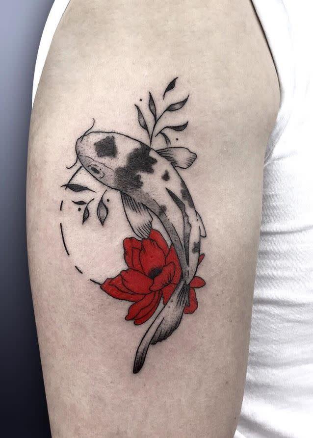 Tatuagens De Peixes Saiba O Significado Da Tatuagem De