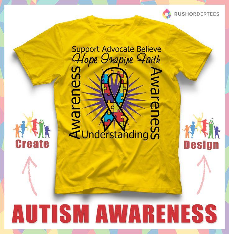 17 Best images about Autism T-Shirt Design Idea's on Pinterest ...