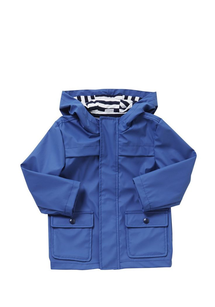 Clothing at Tesco | F&F Hooded Mac > coatsjackets > Baby ...