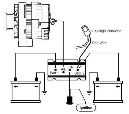 tacoma dual battery wiring