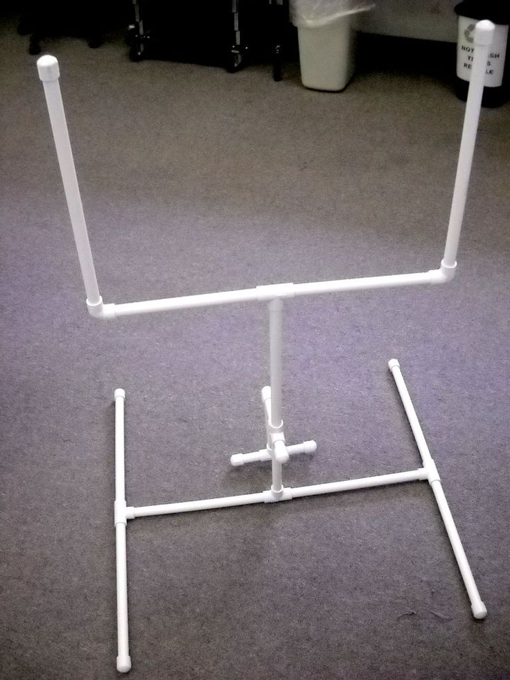 261 Best Pvc Pipe Crafts Images On Pinterest Pvc Pipes