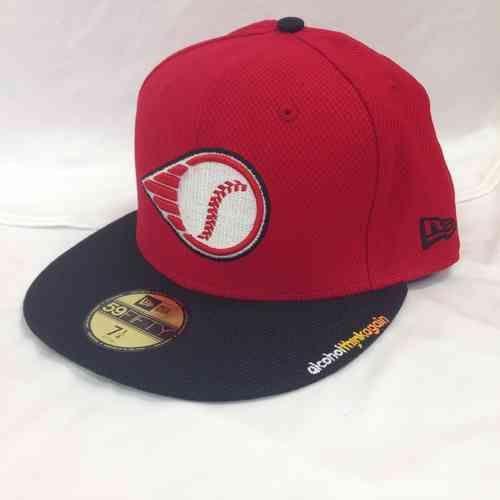 2014 Perth Heat Diamond Era 5950 Red/Black Game Cap