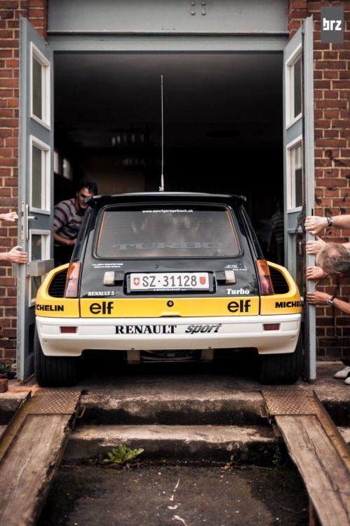 12 best renault 5 images on pinterest renault 5 retro cars and tight fit for this renault 5 turbo awe fahrzeugmuseum eisenach wartburg rallye fotoshooting sciox Image collections