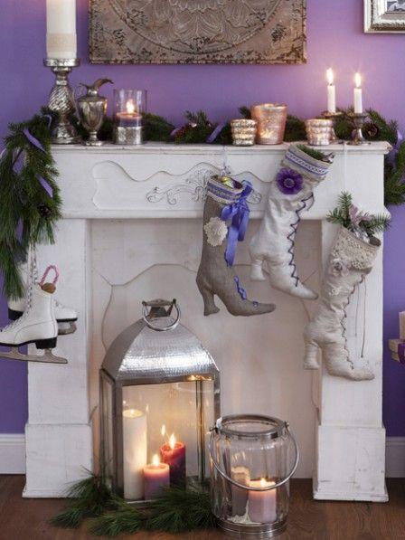 n hanleitung f r weihnachtsstiefel weihnachten. Black Bedroom Furniture Sets. Home Design Ideas