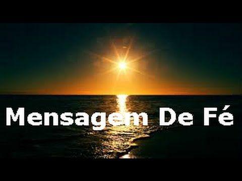 Mensagem de Fé - Washington Luiz Rodrigues