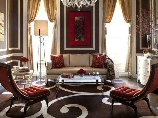 17 best images about burgundy decor on pinterest silk for Burgundy and gold bedroom designs