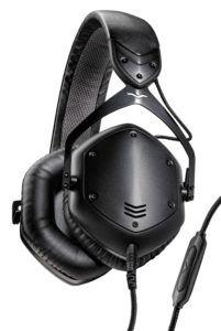 V-MODA Crossfade LP2 Noise-Isolating Metal Headphones
