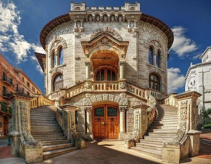 Здание юстиции, Mонако