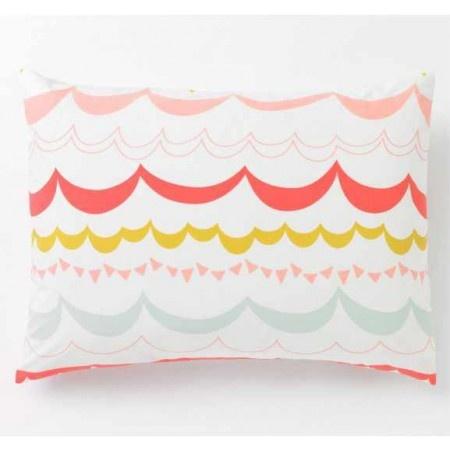garland pillow $36