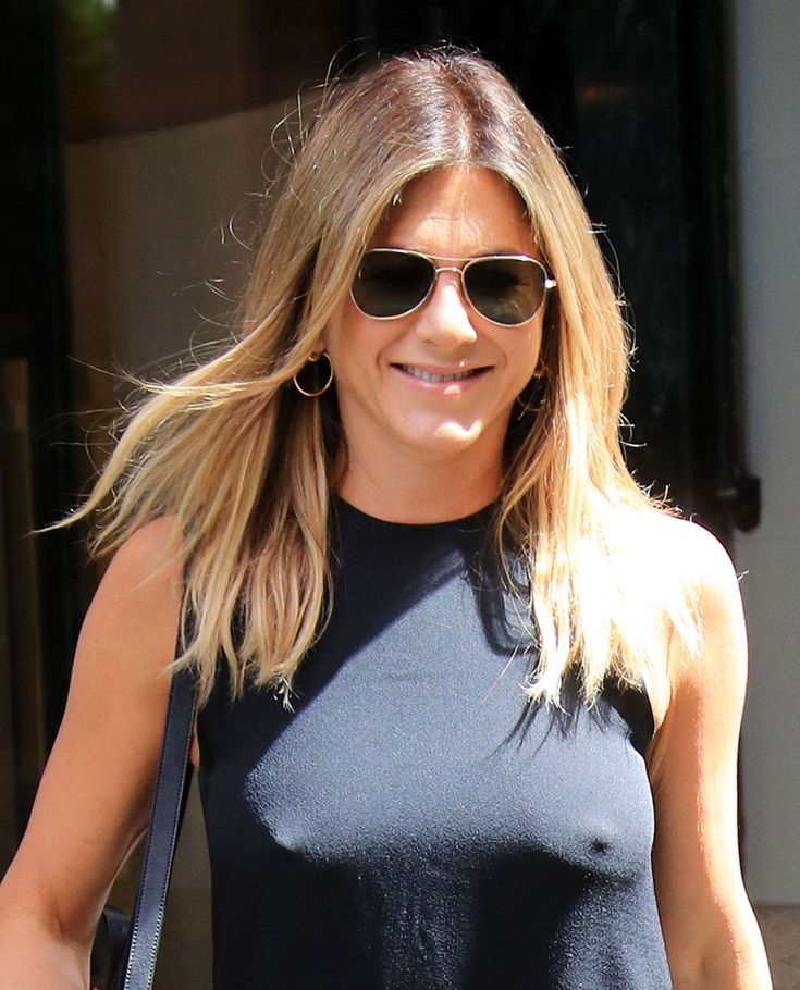 Jennifer Aniston's Nipples Were The Real Star Of Friends