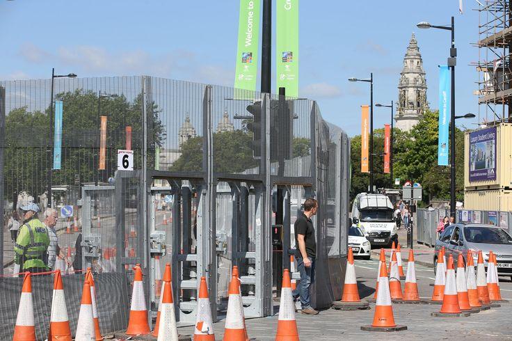 Nato Summit 2014: Police swarm into Cardiff city centre