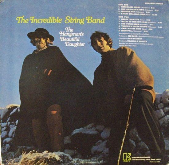 The Incredible String Band - The Hangman's Beautiful Daughter (Vinyl, LP, Album) at Discogs