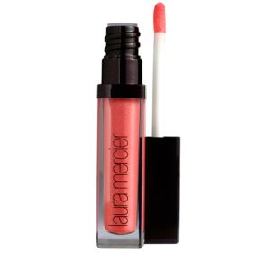 Laura Mercier lip glace in Baby Doll is such a beautiful shade.  Just bought a tube yesterday.