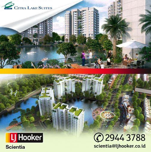 Citra Lakes Suites Apartment @ Citra Garden, West Jakarta
