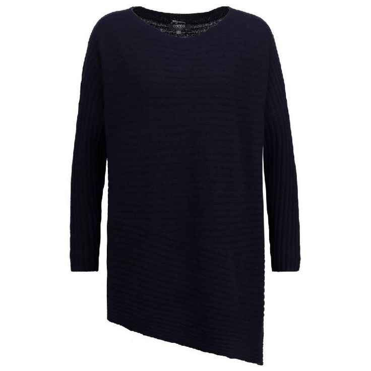 Strickpullover - navy by Cocoa Cashmere