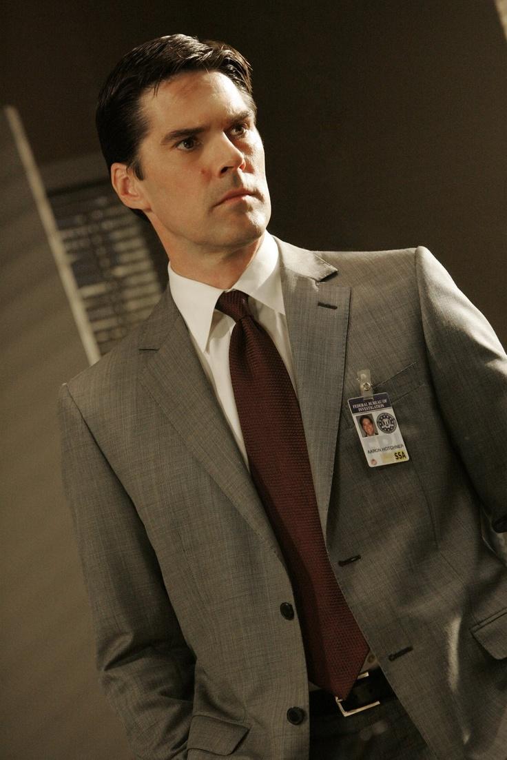 Aaron Hotchner - Criminal Minds