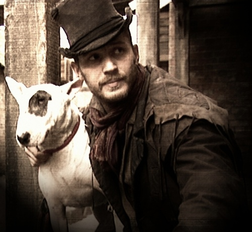 On a Bill Sikes kick at the moment, thoI HATE Dickens. DAMN YOU, TOM HARDY.