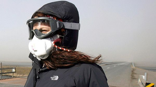 woman gas mask respirator goggles   miller1234432   Flickr