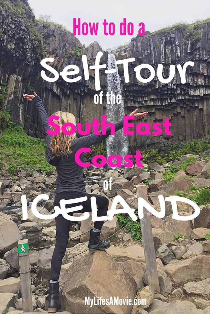 Don't waste money on an expensive tour, you can see everything on the South East Coast of Iceland on your own with a self-tour!