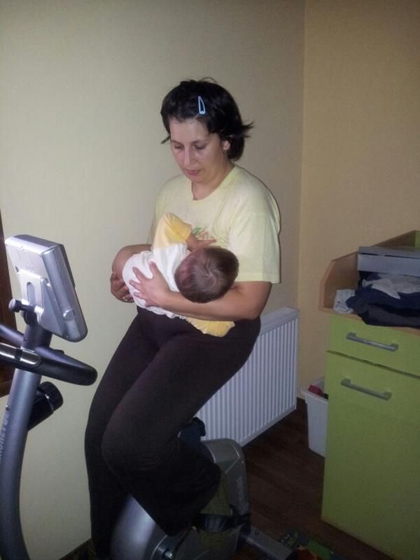 Dojčenie nie je prekážkou pre cvičenie. Dôkazom toho sú aj príbehy viacerých olympijských športovkýň, ktoré počas dojčenia vyhrali dôležité preteky.