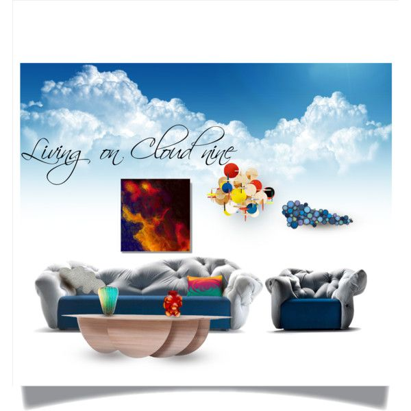 """Living on cloud nine"" by mark-malinowski on Polyvore"