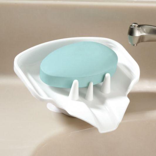 Soap Saver Soap Dish-Home and Garden Design Ideas