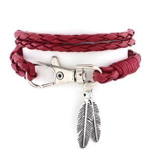 Multi Layer Woven Bracelet