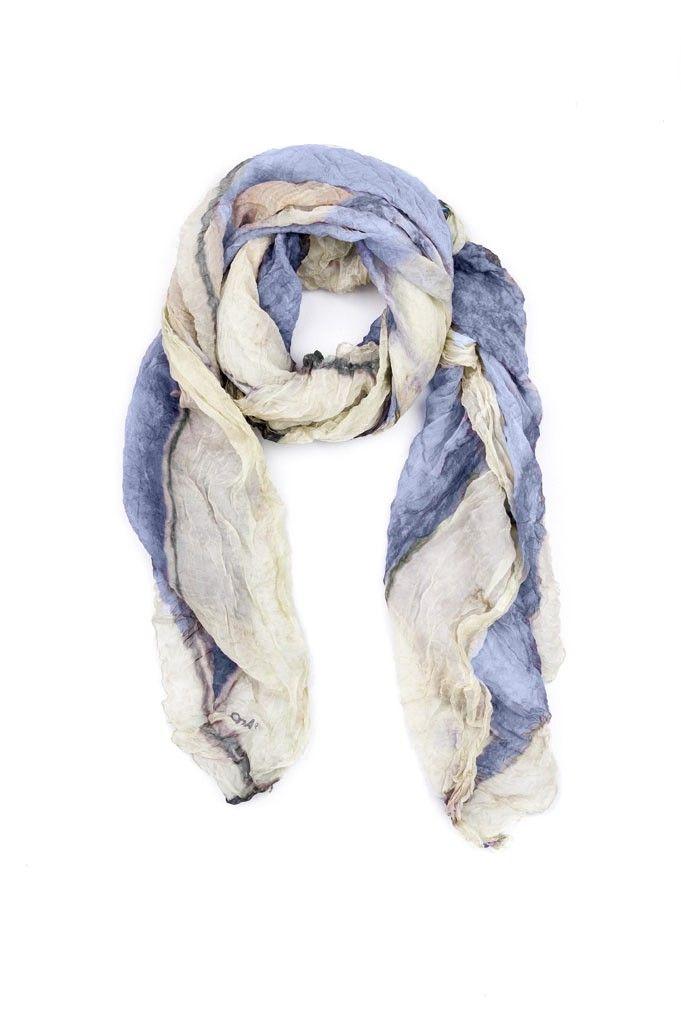 Pañuelo ONA Azafrán - Azul | $229,500.00