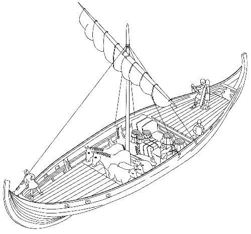 848 best images about Viking ship replica. 2 on Pinterest