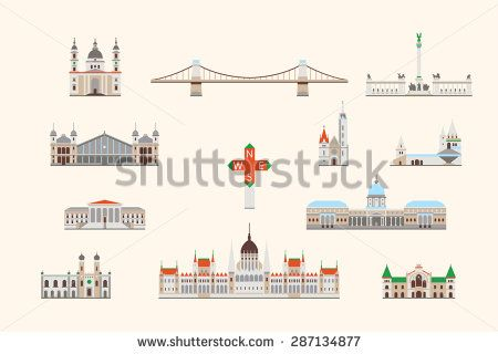 Budapest historical building