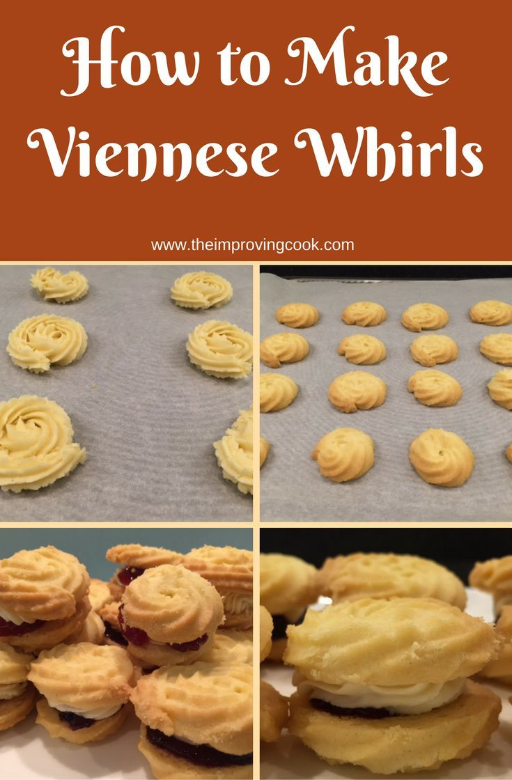How to make Viennese Whirls