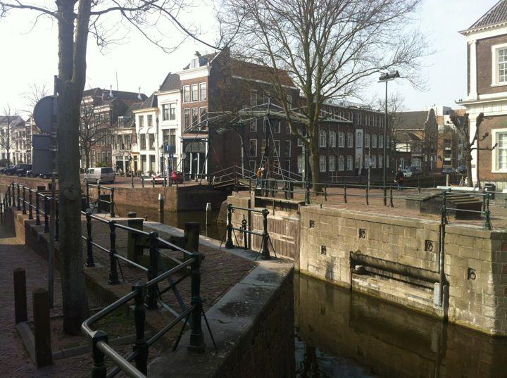 Schiedam in Zuid-Holland