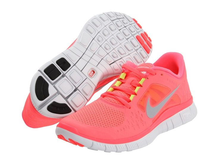 bright colored nike shoes