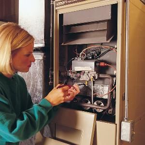 Do It Yourself Furnace Maintenance Will Save A Repair Bill:   Save money and increase your heating system's efficiency and comfort by following these simple steps to keep your furnace in tip-top condition.