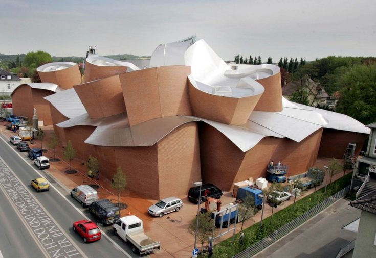 Marta, Herford/Germany  by Gehry
