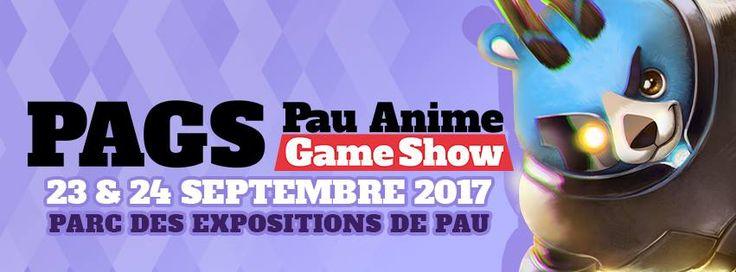 Pau Anime Game Show 2017http://www.ggalliano.fr/event/pau-anime-game-show-2017/